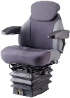 Air Suspension Tractor Seats