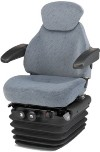 KAB 81E6 mechanical suspension telehandler tractor seat